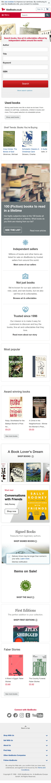AbeBooks.co.uk - New, Second-hand, Rare Books & Textbooks Coupon