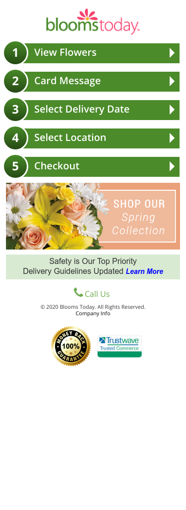 Blooms Today Coupon