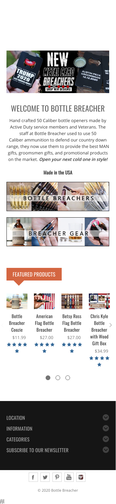 Bottle Breacher Coupon