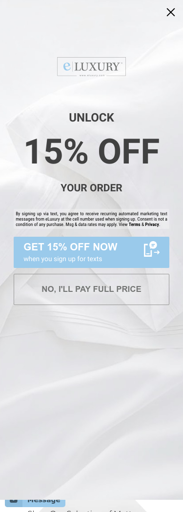 eLuxury.com Coupon