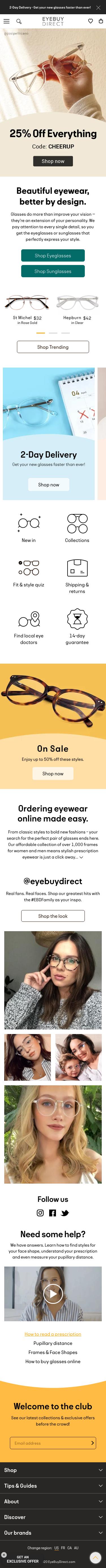 EyeBuyDirect.com Coupon