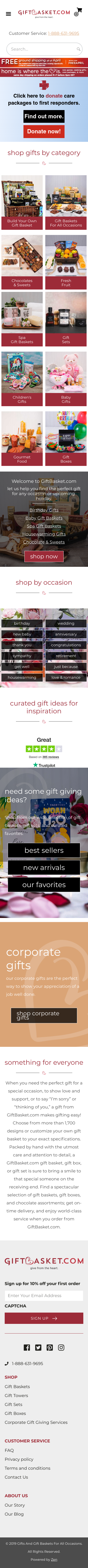 GiftBasket.com Coupon