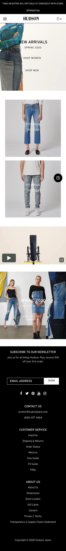 Hudson Jeans Coupon