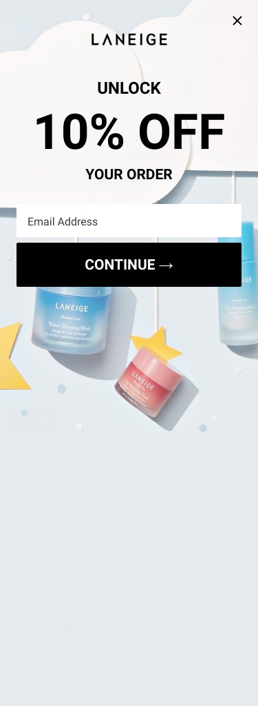 Laneige Coupon