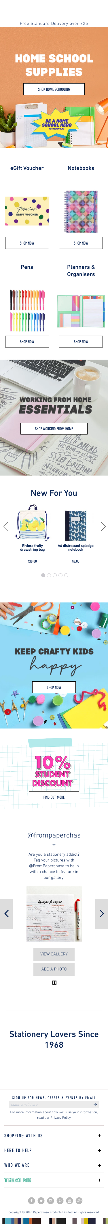 Paperchase Coupon