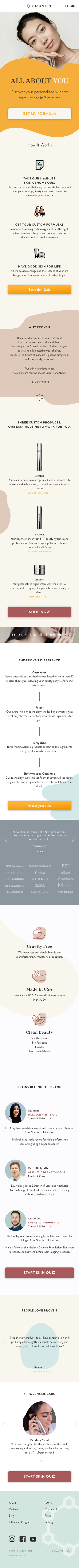 Proven Skincare Coupon