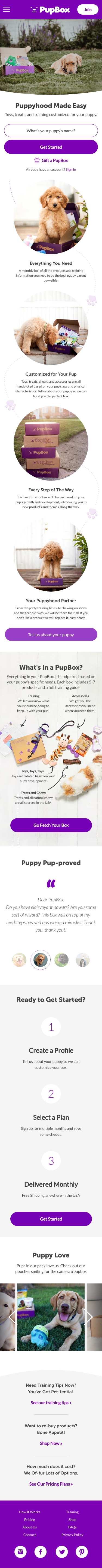 PupBox Coupon