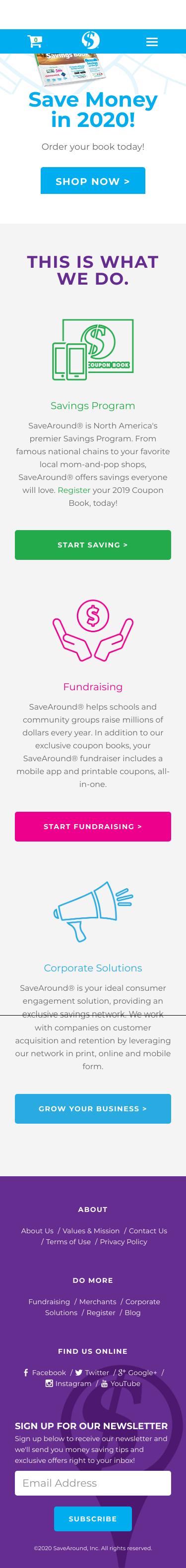 SaveAround Coupon