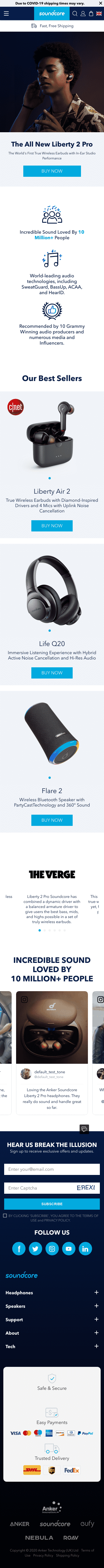 Soundcore Coupon