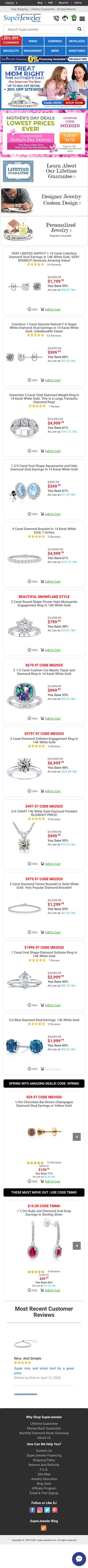 Super Jeweler Coupon