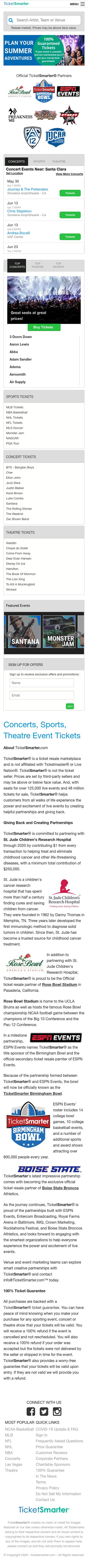TicketSmarter Coupon