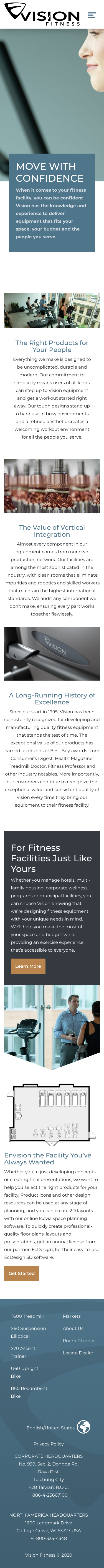 Vision Fitness Coupon