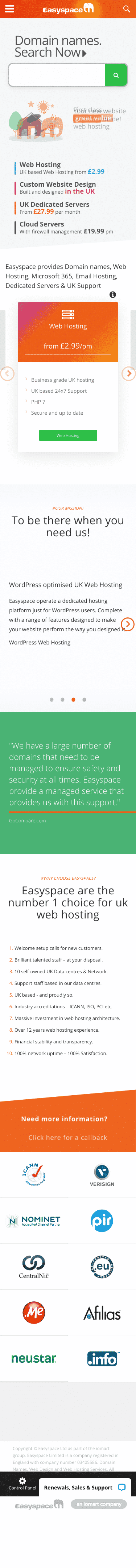 Easyspace Coupon