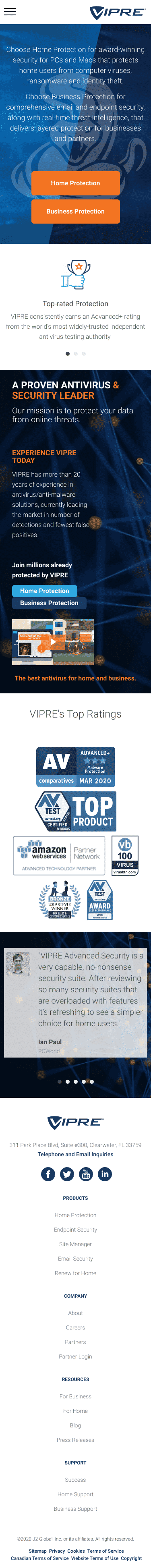 VIPRE Antivirus Coupon