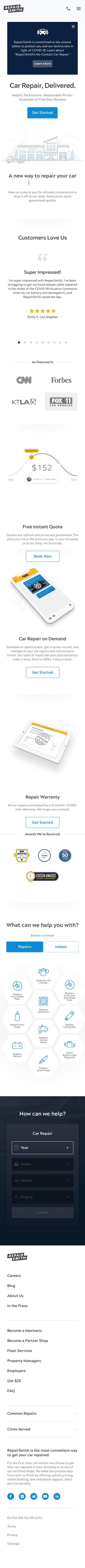 RepairSmith Coupon