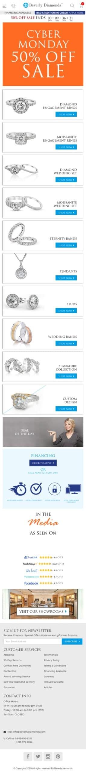 Beverly Diamonds Coupon