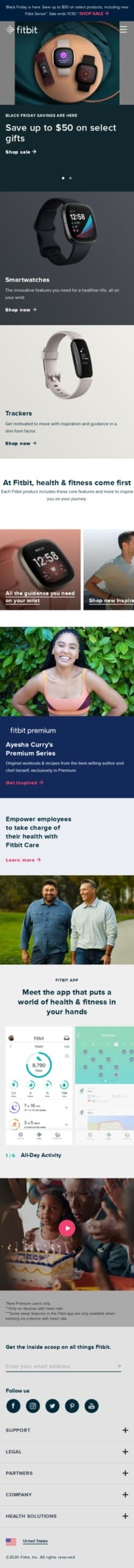 fitbit Coupon