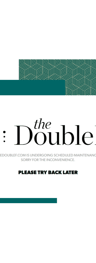Thedoublef Coupon