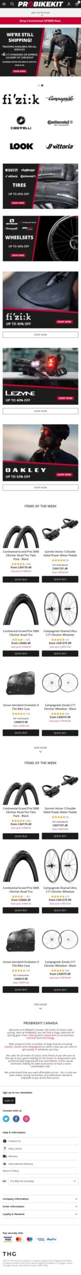ProBikeKit (USA) Coupon